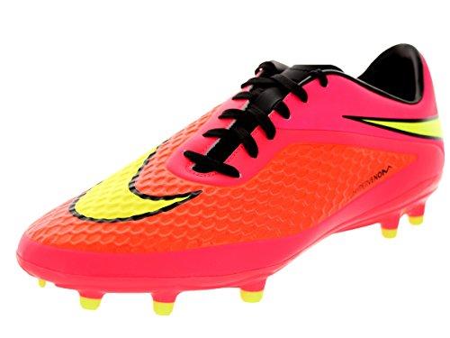 Nike Hypervenom Phelon FG, Scarpe da Calcio Uomo, Arancione, 42 EU