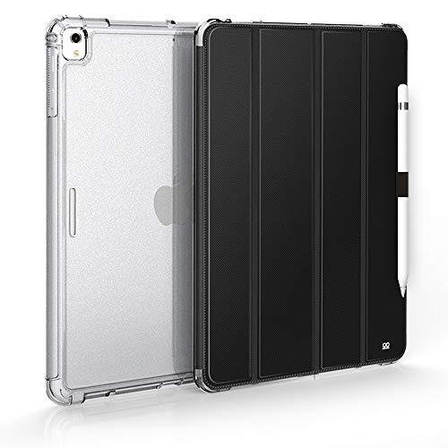 Ibroz Smart Cover Noir pour iPad Air 10,5'