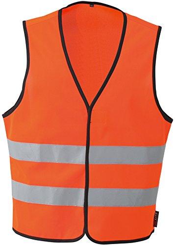 CO-COS コーコス 高視認性安全ベスト(マジック) CS-2409 12 オレンジ LL
