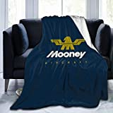 Needlove Mooney Aircraft Throw Blanket Suitable Ultra Soft Weighted Bedding Fleece Blanket for Sofa Bed Office 80'x60' Travel Multi-Size for Adult