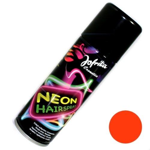 Jofrika Haarspray - neon-rot