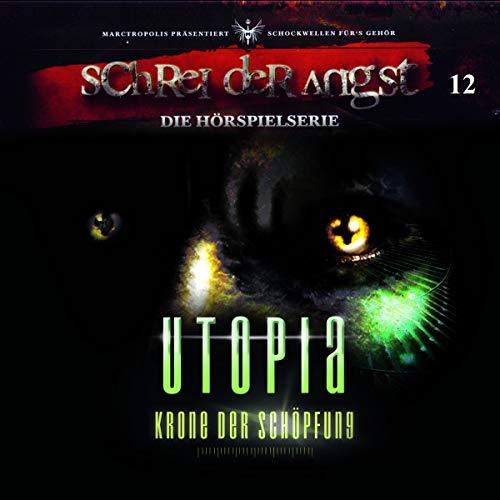Page de couverture de Utopia - Krone der Schöpfung