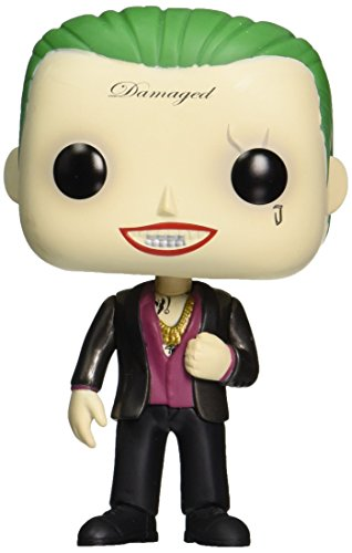Funko POP Movies: Suicide Squad The Joker (Suit) Exclusive #107