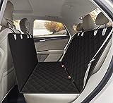funda de asiento vehicular adaptable al animal mascota, funda de asiento anti-desgaste Alfheim...