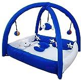 Nagar International Baby Bassinet & Cradle Bedding Set in Large Size PlayGym Met