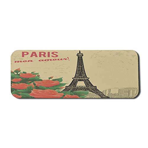 Paris Computer Mouse Pad, Vintage Stil...
