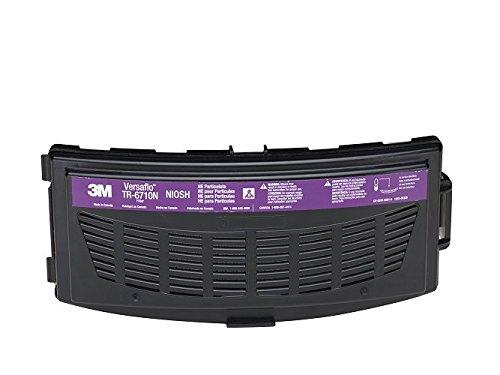 3M Versaflo High Efficiency Filter TR-6710N-5 / 37357(AAD), for TR-600 PAPR, 5 EA/Case