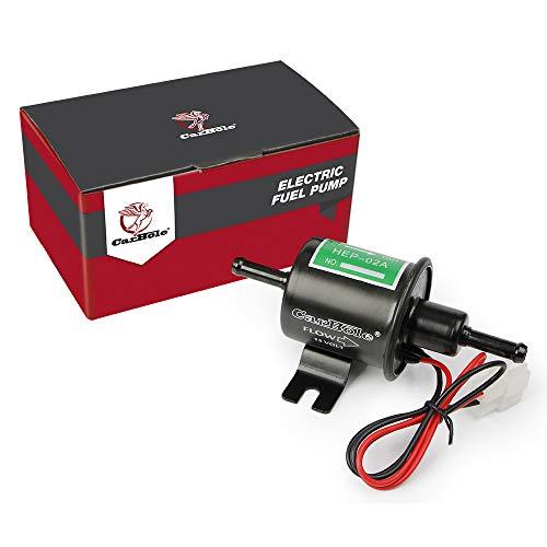 Inline Fuel Pump 12v Electric Transfer Universal Low Pressure Gas Diesel...