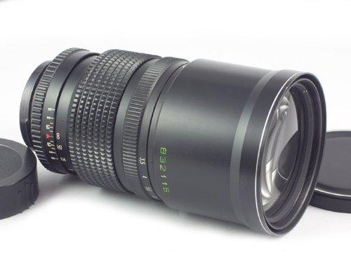 ARSAT f/3.5 250mm Jupiter-36B Telephoto Lens for KIEV 88 Salut SALYUT cameras