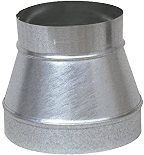 Single Wall Galvanized Metal Duct Reducer 10
