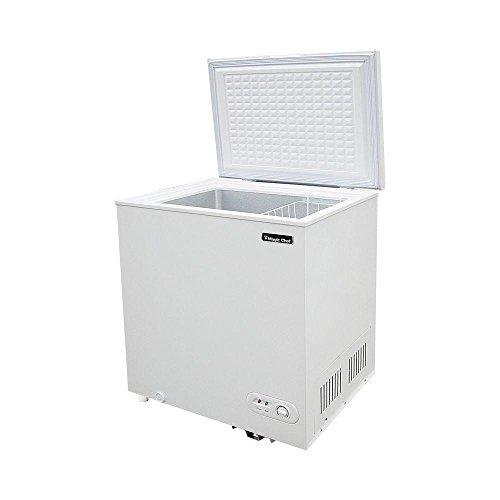Magic Chef HMCF5W2 5.2 cu. ft. Chest Freezer in White