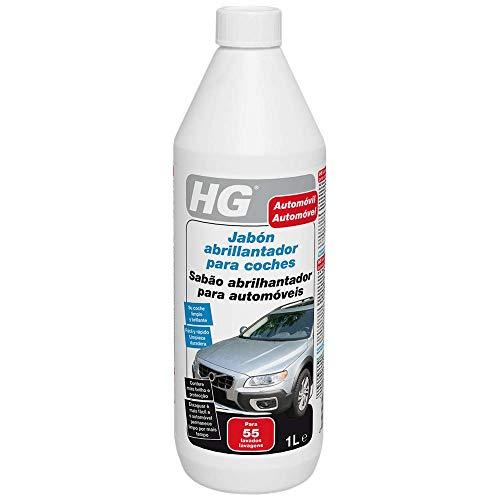 HG 238100 Jabón abrillantador para coche, 1L