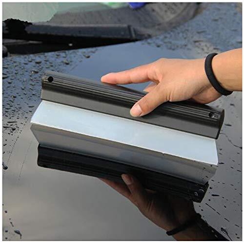 SUNSHINETEK, limpiaparabrisas de silicona para coche, limpiaparabrisas de silicona para coche, hoja de agua, parabrisas de vehículo, accesorios de limpieza para lavado de ventanas