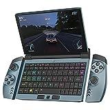 Un netbook onegx1 Gaming Laptop I5-10210Y 8GB RAM 256GB WiFi 6 Windows 10 4G versione 7-pollici 1920x1200 - Blu (Size : With handle)