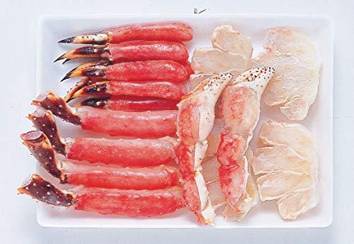 なべしゃぶ カニしゃぶセット 海鮮鍋 たらばがに しゃぶしゃぶ セット 北海道 しゃぶしゃぶ 生 たらばがに むき身 ポーション 500 g カニしゃぶ セット 送料 無料