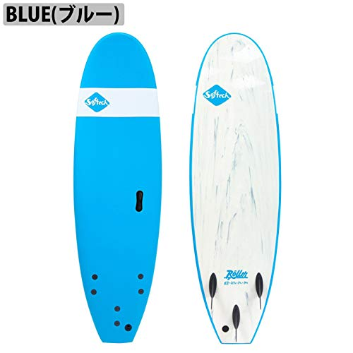 "SoftechSOFTBOARDSソフテックROLLERローラー9'0""ソフトボードロングボードサーフボード2021年モデル日本正規品9'0""BLUE(ブルー)"