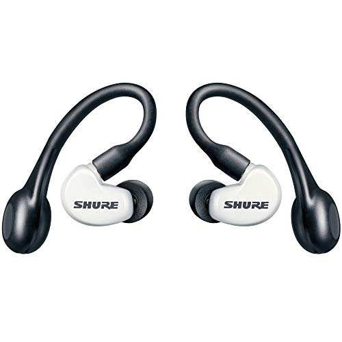 Shure AONIC 215 - Auriculares inalámbricos, True Wireless Earbuds, bajos...