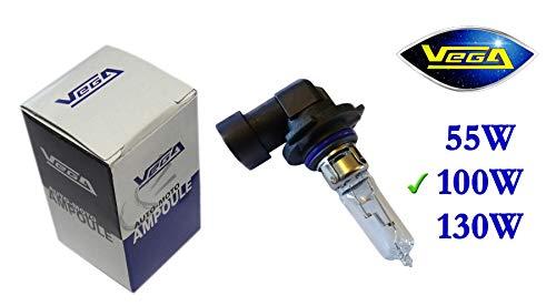 VEGA 1 Ampoule Halogène 'Maxi' HB3 9005 100W P20d 90° Marque Française 12V