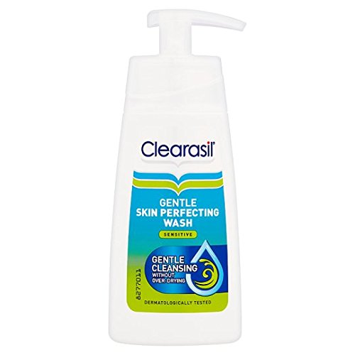 Clearasil Daily Clear Skin Perfecting Wash Waschgel (sensitiv), 150 ml