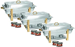 Best equipment such as chafing dishes Reviews