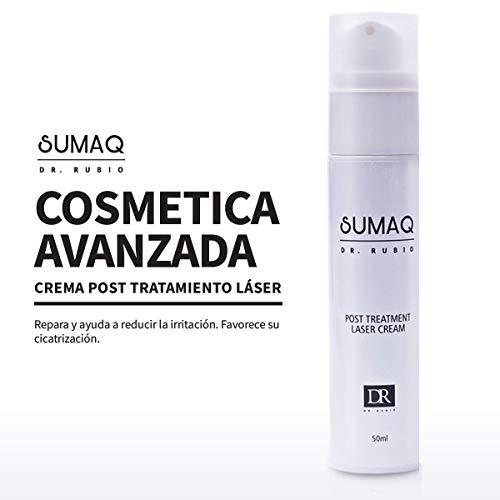 SUMAQ - DR.RUBIO Crema Post Tratamiento Láser 50ml