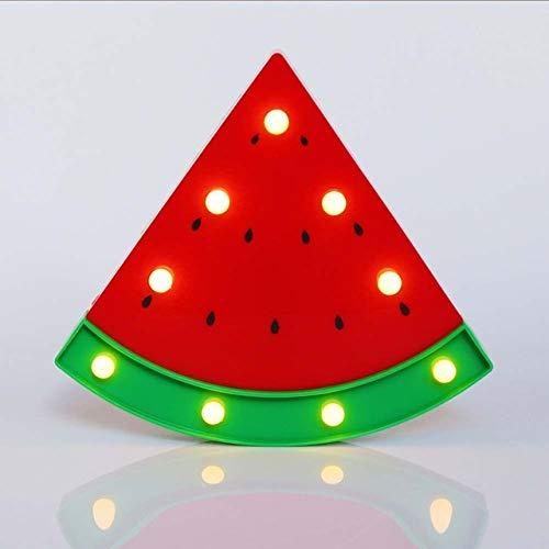 Nachtlicht Wandleuchten LED Nachtlicht für Kinderzimmer Batteriestrom Nachttisch Kunststofflampe Party Dekoration Licht