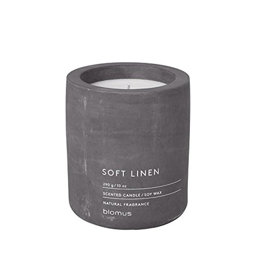 嵐の理論的エンターテインメントScented Candle Largeソフトリネン