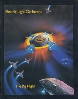 Electric Light Orchestra 1978 Tour Concert Program Programme Book ELO