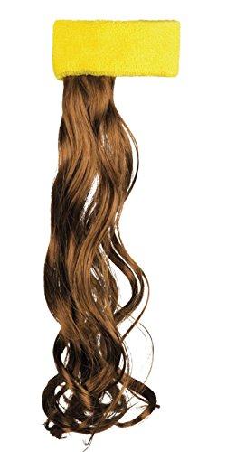 Boland 85996 Haarband mit Haaren, mens, One Size