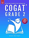 COGAT Grade 2 Test Prep: Gifted and Talented Test Preparation Book - Two Practice Tests for Children in Second Grade (Level 8)