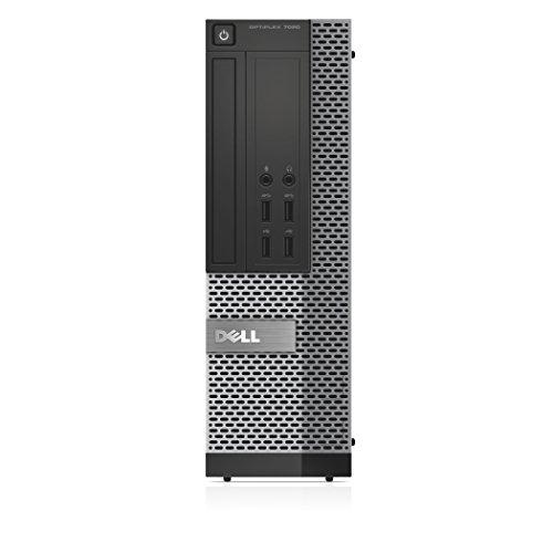 Dell OPTIPLEX 7020-8055 SF Desktop-PC (Intel Core i5 4590, 3,3GHz, 4GB RAM, 500GB HDD, Win 7 Pro)