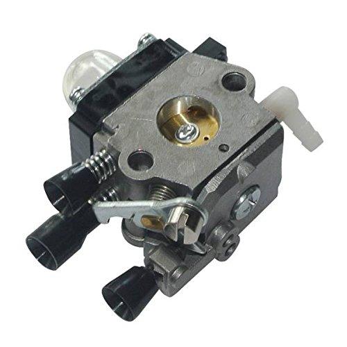 Generic Reemplazar para carburador zama c1q-s186 para Stihl FS38 - 46 FS46 C FS55 fs55r km55r