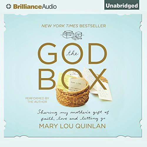 The God Box audiobook cover art