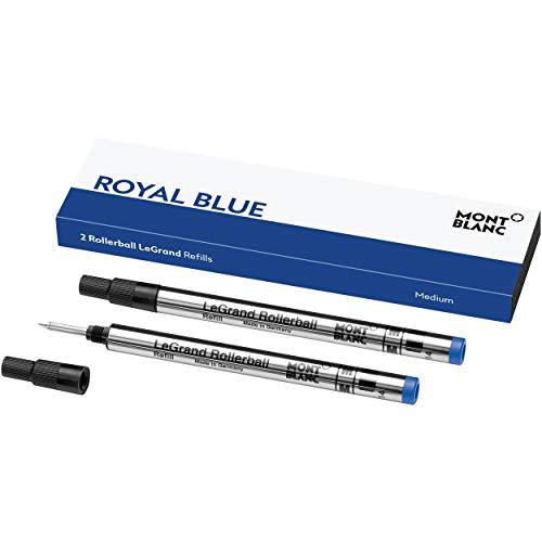Refill RB LEGRAND M 2x1 Royal Blue PF marca Montblanc