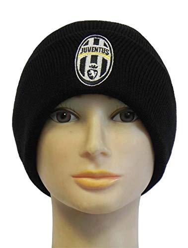 Marcello 55 S.r.l. Muts/muts met Storico Logo Juventus in het midden geborduurd, officieel Juventus product