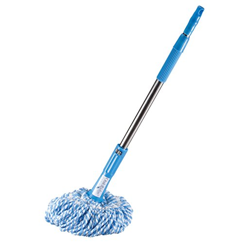 Telescopic Microfiber Twist Mop