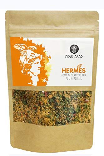 Hermes - Geflügel Gewürzzubereitung für BBQ, Grill und Küche von MOUSTAKAS