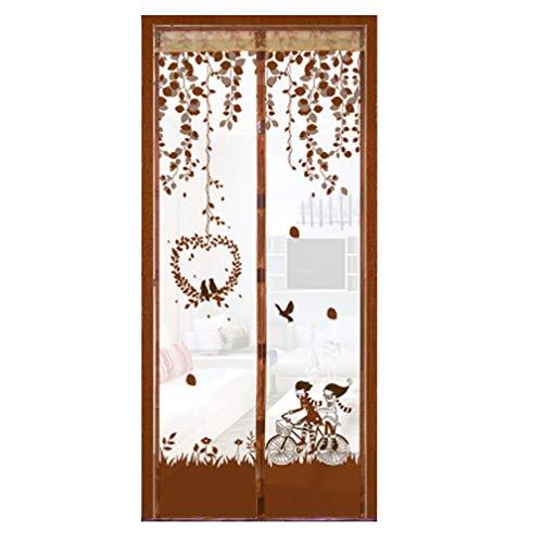 Naxiaottiao anti-muggengordijn met magnetisch, zacht scherm, deur, met magneetstrip