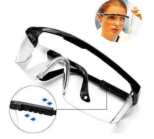 Gafas Protectora Seguridad Protección Laboral Visera