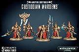 Games Workshop Warhammer 40k - Adeptus Custodios Guardianes