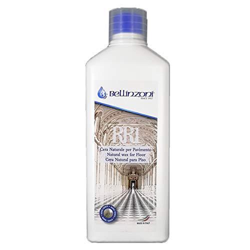 Bellinzoni RR/1 Cera rilucidabile liquida per marmo e granito, Bianco