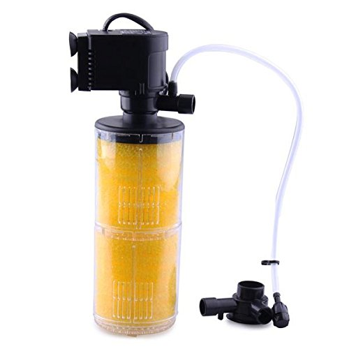 Bazaar Boyu SP-1300II400L / h 9W Aquarium Filter interne onderwaterfilter