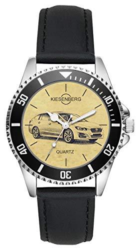 KIESENBERG Uhr - Geschenke für Subaru Levorg Modellpflege Fan Uhr L-5225