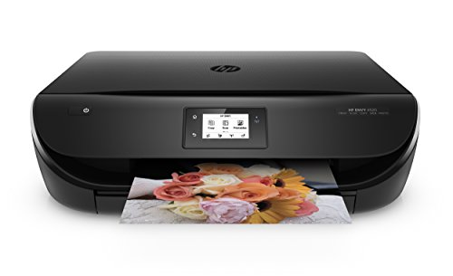 HP Envy 4520 Wireless All-in-One Photo Printer with Mobile Printing, Instant Ink ready (F0V69A)