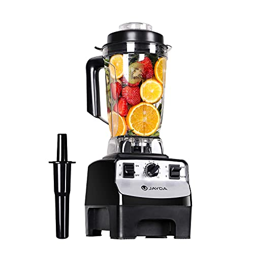 Blenders for Kitchen 1450w, JAYDA Countertop Blender Smoothie Maker with...