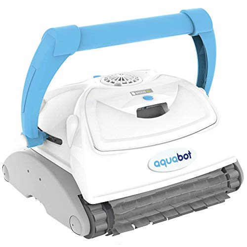 Aquabot ABREIQ Wall-Climbing Automatic In-Ground Pool Cleaner