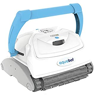 Aquabot ABREIQ Breeze IQ Wall-Climbing Automatic In-Ground Robotic Brush Pool, White (B01N0OP1B8)   Amazon price tracker / tracking, Amazon price history charts, Amazon price watches, Amazon price drop alerts