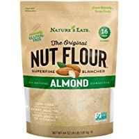 Natures Eats Blanched Almond Flour 64 Oz