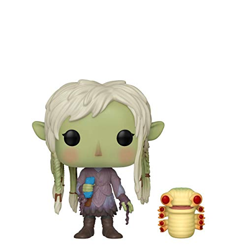 Funko- Pop Figura in Vinile: TV: Dark Crystal-Deet Collezione, Multicolore, 41500