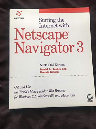 Surfing the Internet with Netscape Nav.3: Surfing Internet Netscape 4e